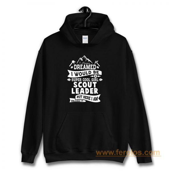 roud Scout Leader Girls Edition Hoodie