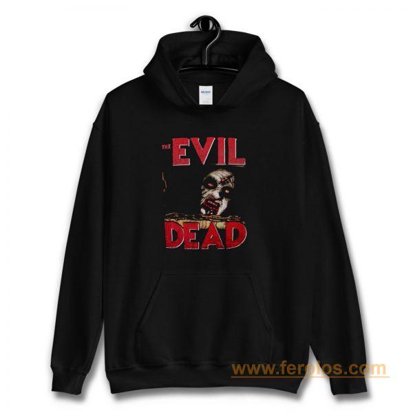the evil dead zombie horror tanz der teufel Hoodie