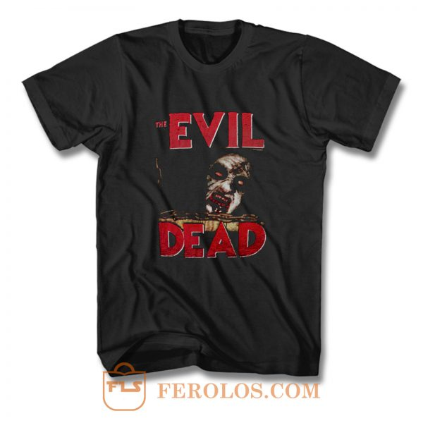 the evil dead zombie horror tanz der teufel T Shirt