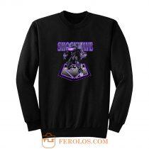 00s Video Game Classic War For Cybertron Shockwave Sweatshirt