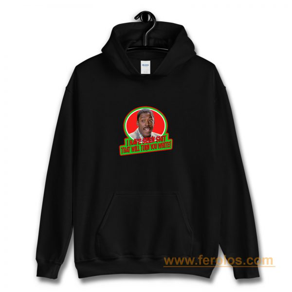 80s Classic Ghostbusters Winston Sh That Will Turn You White Hoodie