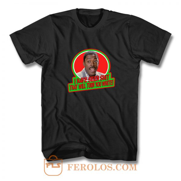 80s Classic Ghostbusters Winston Sh That Will Turn You White T Shirt