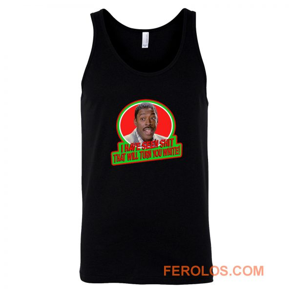 80s Classic Ghostbusters Winston Sh That Will Turn You White Tank Top