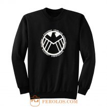 Agents Of Shield Sweatshirt
