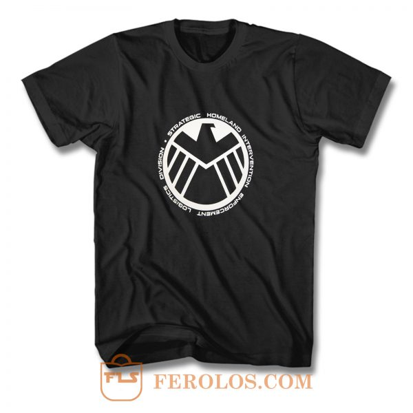 Agents Of Shield T Shirt