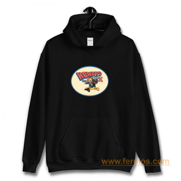 All Time Classic Marvel Character Howard The Duck Hoodie