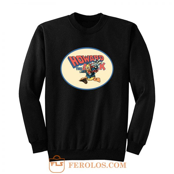 All Time Classic Marvel Character Howard The Duck Sweatshirt