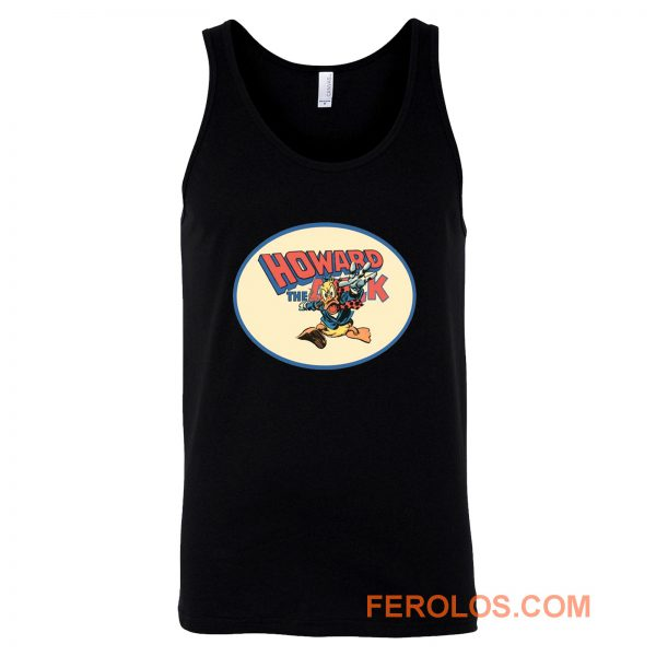 All Time Classic Marvel Character Howard The Duck Tank Top