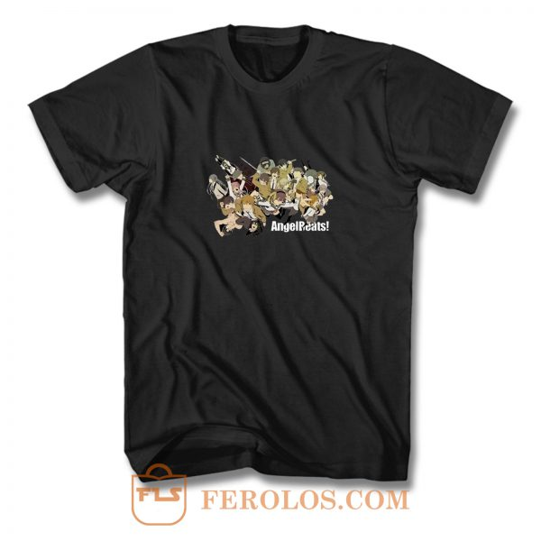 Angel Beats Anime T Shirt