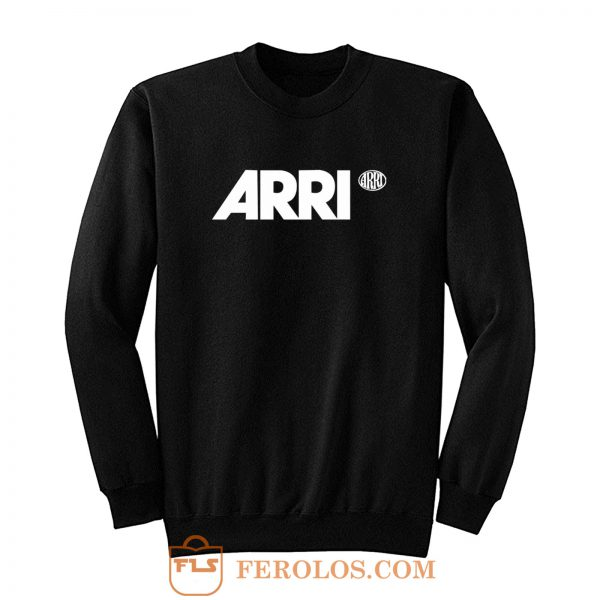 Arri Motion Picture Logo Sweatshirt