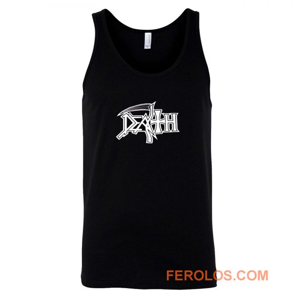 Authentic Death Band Tank Top