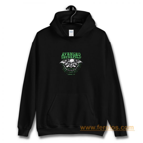 Avenged Sevenfold Punk Rock Band Hoodie