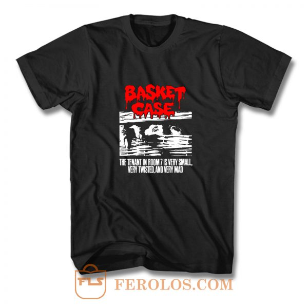 Basket Case Movie T Shirt