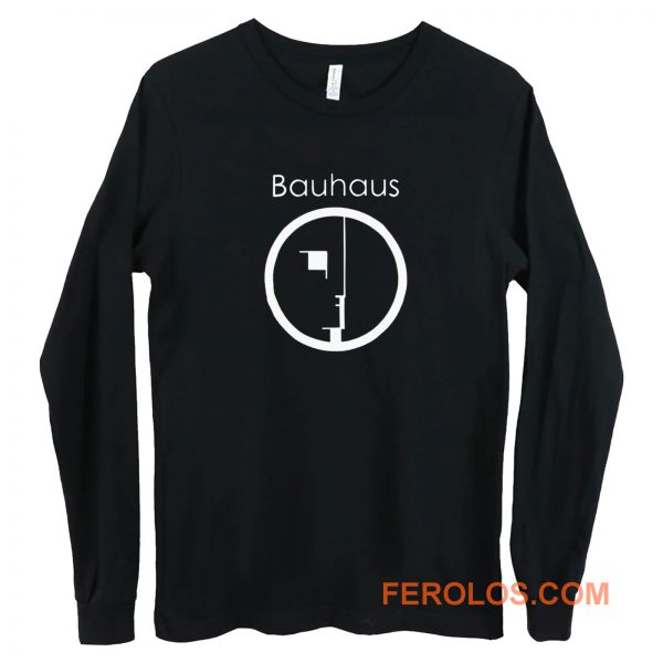 Bauhaus Spirit Logo Long Sleeve