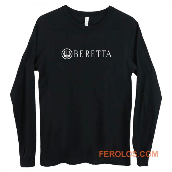 Beretta Logo Long Sleeve