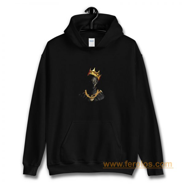 Black Panther Notorious Big King Mashup Hoodie