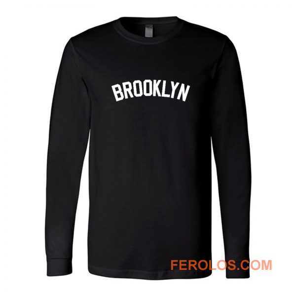 Brooklyn Yankee Long Sleeve