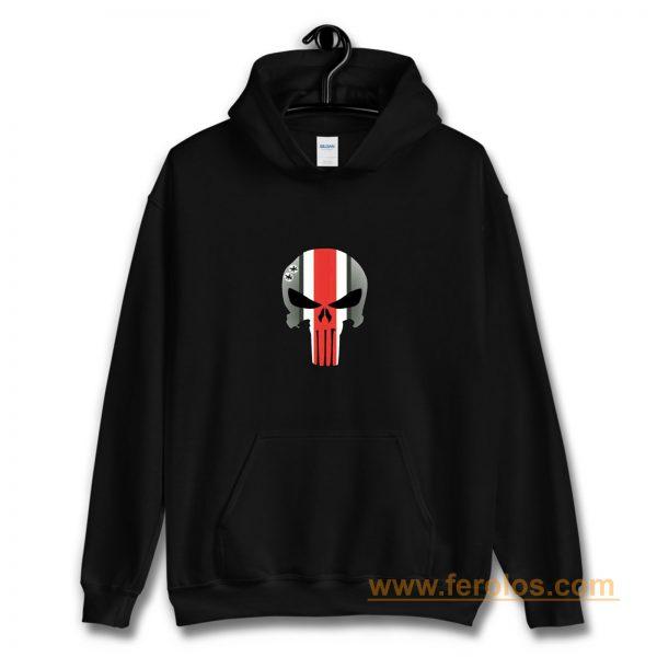 Buckeyes Punisher Hoodie