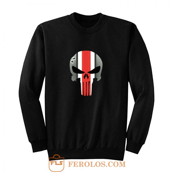 Buckeyes Punisher Sweatshirt