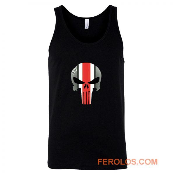 Buckeyes Punisher Tank Top