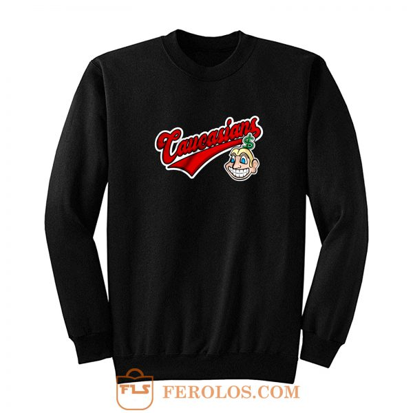 Caucasians Baseball Sweatshirt