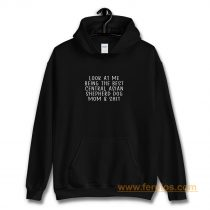 Central Asian Shepherd Dog Mom Hoodie