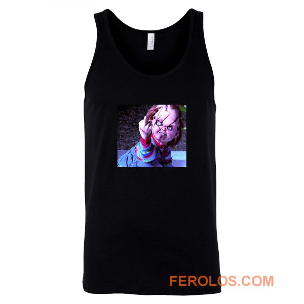 Childs Play Chucky Tank Top