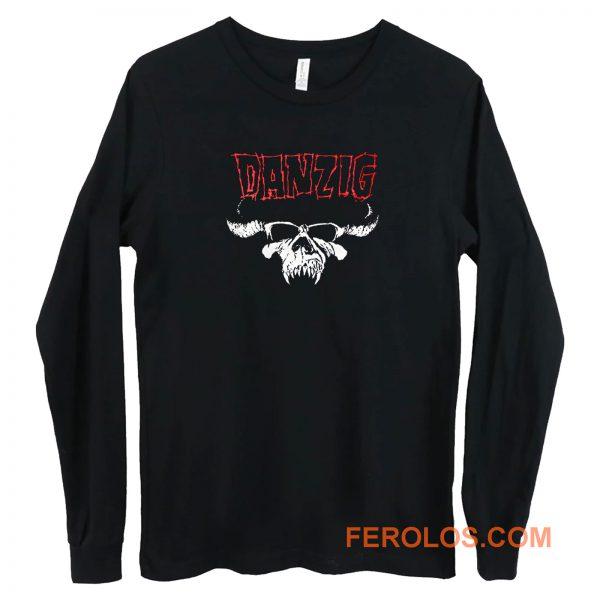 Danzig Heavy Metal Band Long Sleeve