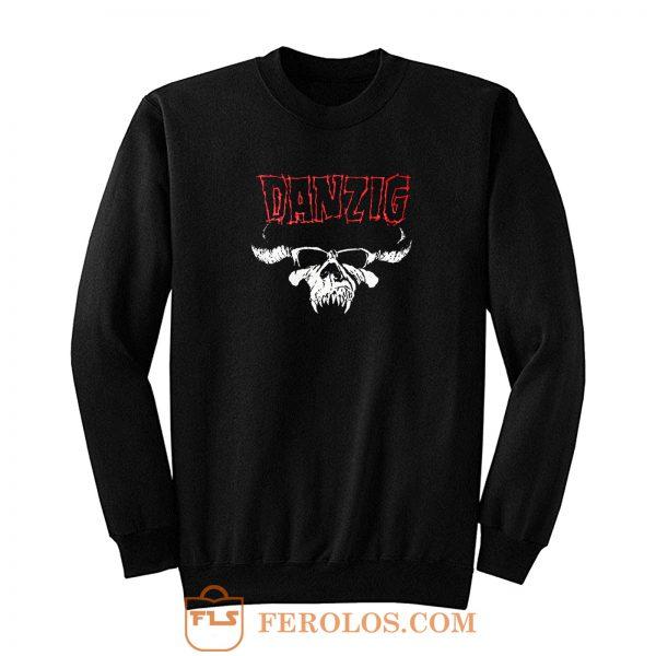 Danzig Heavy Metal Band Sweatshirt