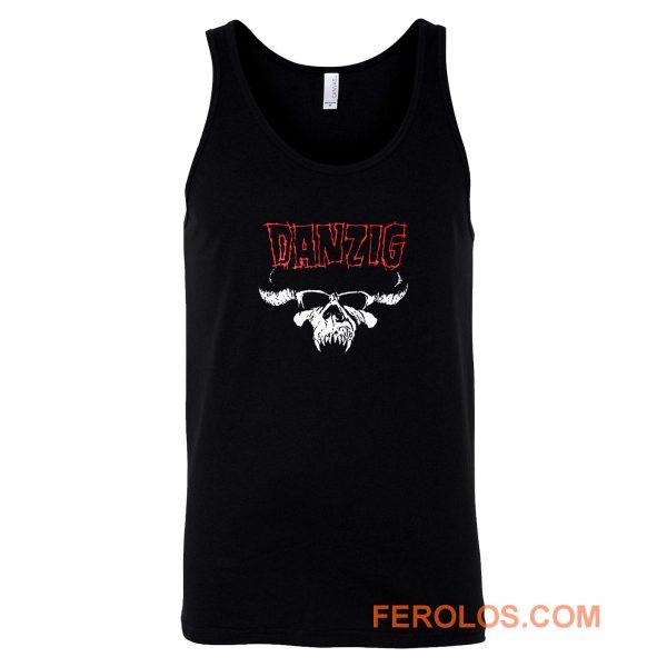 Danzig Heavy Metal Band Tank Top