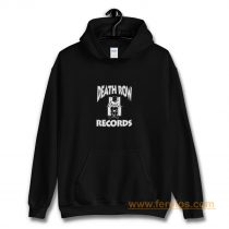 Death Row Records Tupac Dre Hoodie