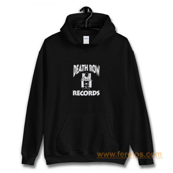 Death Row Records Tupac Dre Hoodie