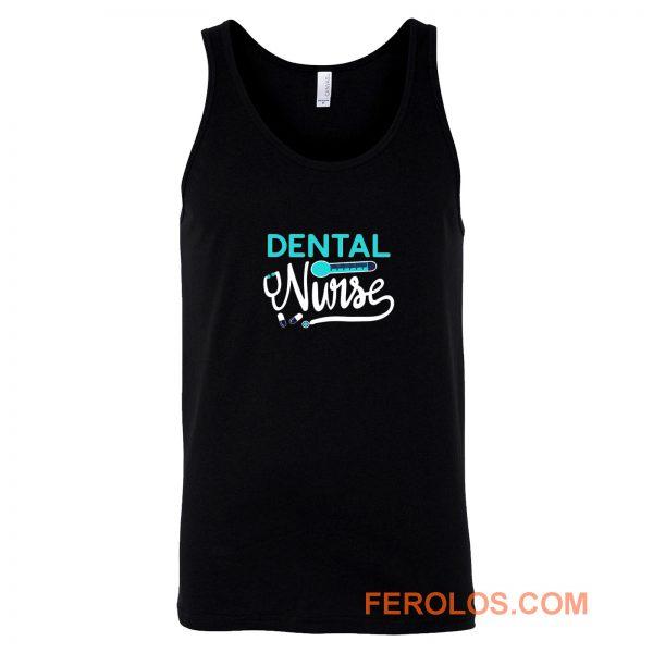 Dental Nurse Tank Top