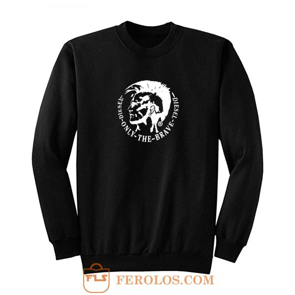 Diesel Indian Head Sweatshirt