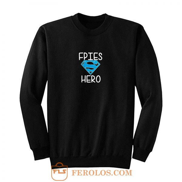 Fpies Superhero Sweatshirt