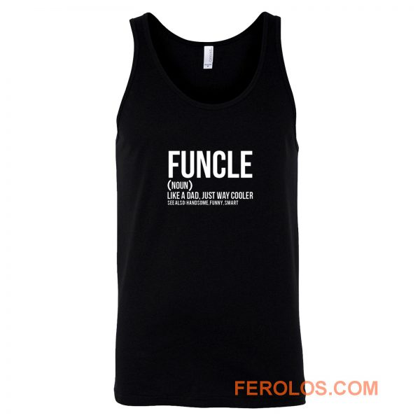 Funcle Definition Tank Top