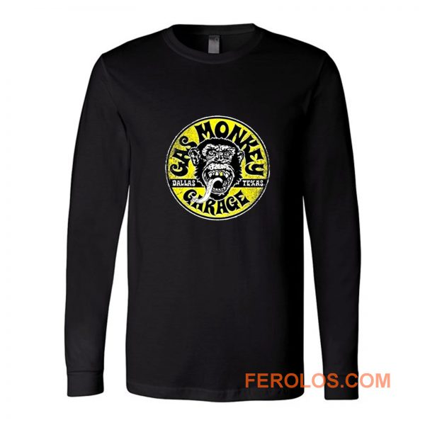 Gas Monkey Long Sleeve