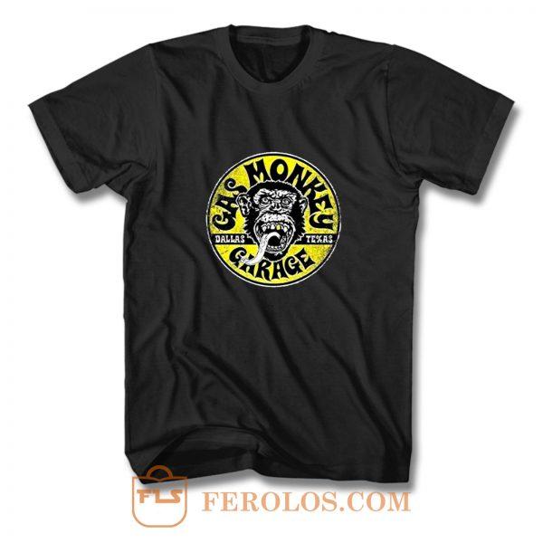 Gas Monkey T Shirt