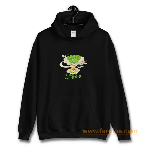 Green Day Paradise Hoodie
