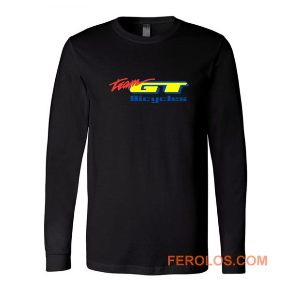 Gt Bicycle Long Sleeve