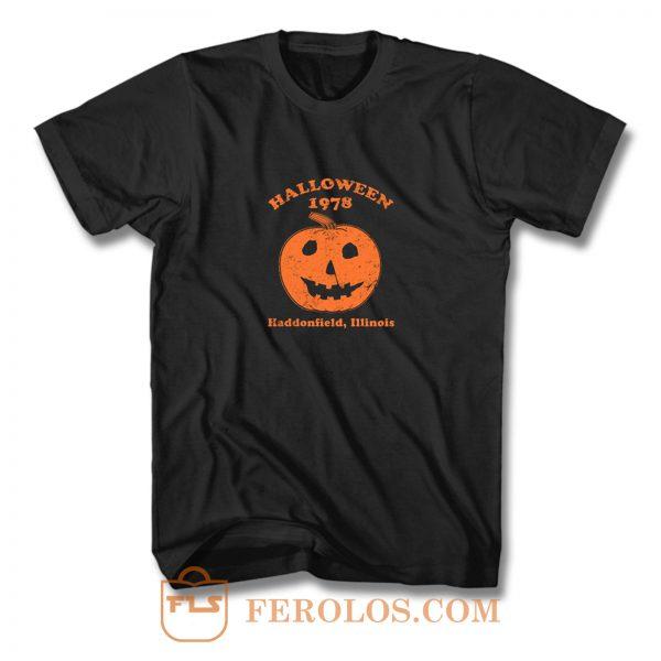Halloween 1978 T Shirt