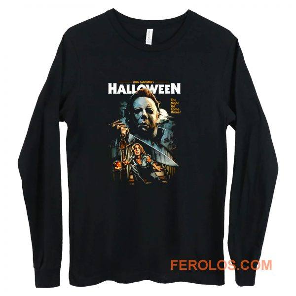 Halloween movie Long Sleeve