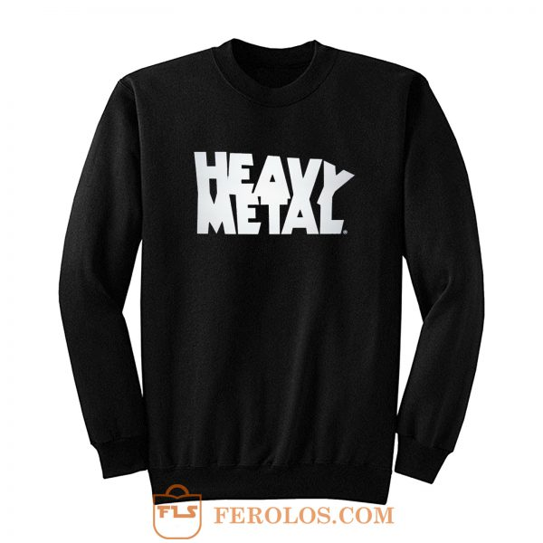 Heavy Metal Magazine Movie Sweatshirt