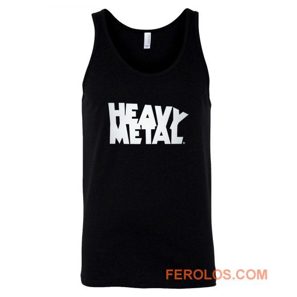 Heavy Metal Magazine Movie Tank Top
