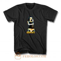 Hook Ups Evil Nun T Shirt