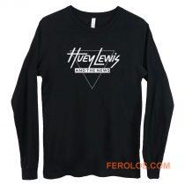 Huey Lewis And The News Long Sleeve