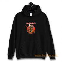 Iron Maiden Samurai Hoodie
