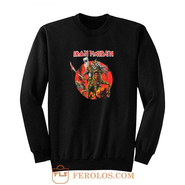 Iron Maiden Samurai Sweatshirt