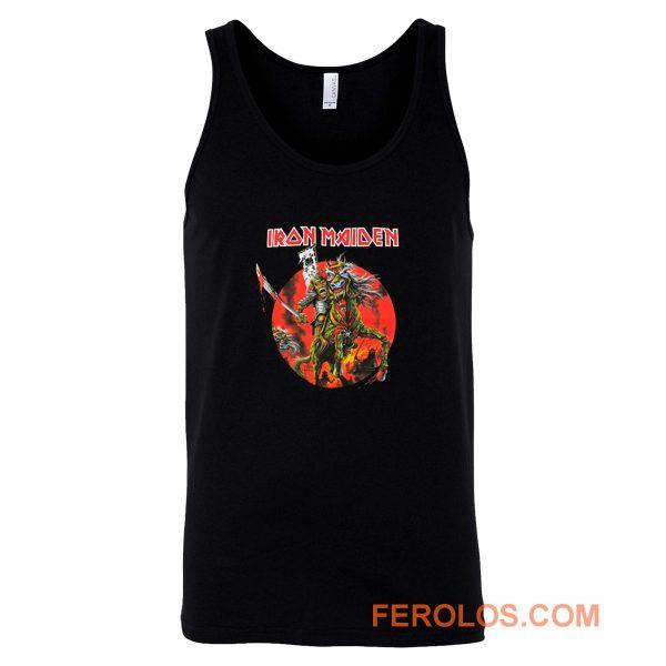 Iron Maiden Samurai Tank Top