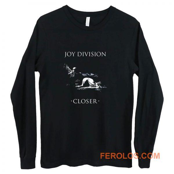 Joy Division Closer Long Sleeve